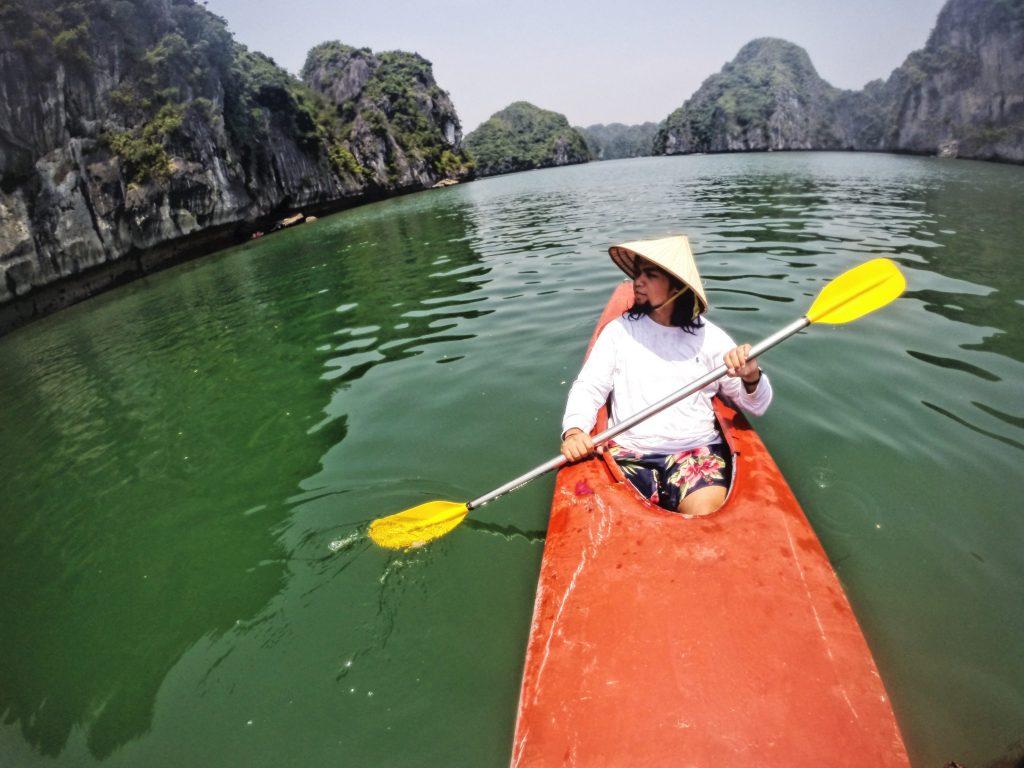 Ha Long Bay Vietnam The Partying Traveler